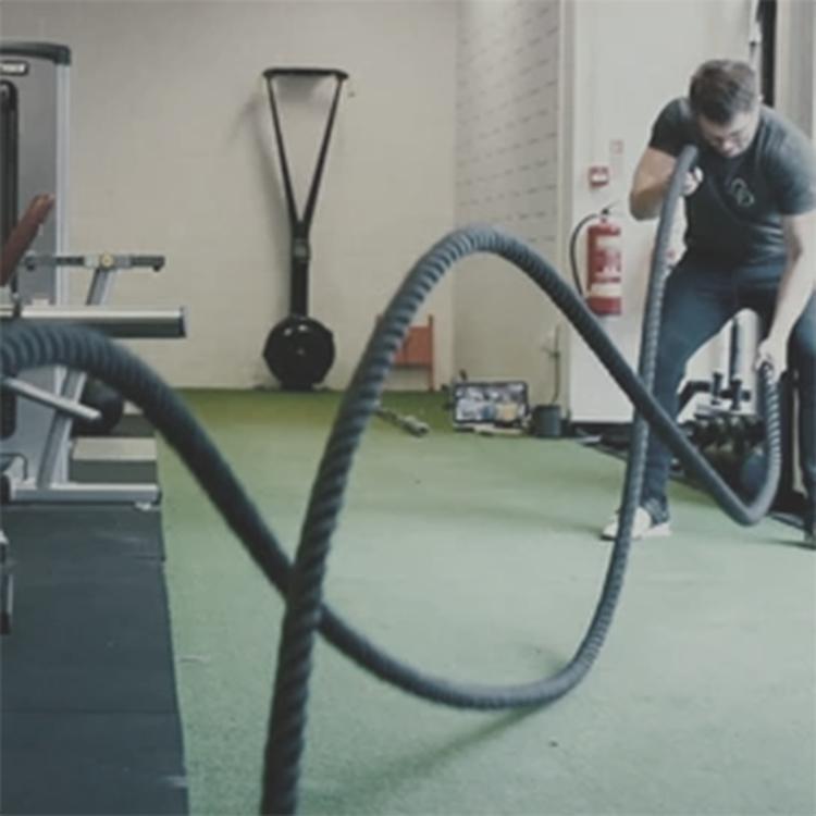Battling Ropes & Aerobic capacity
